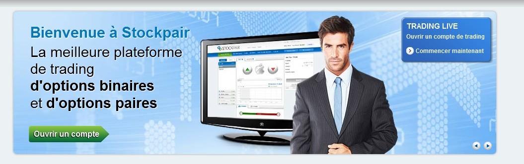 stockpair trading en ligne